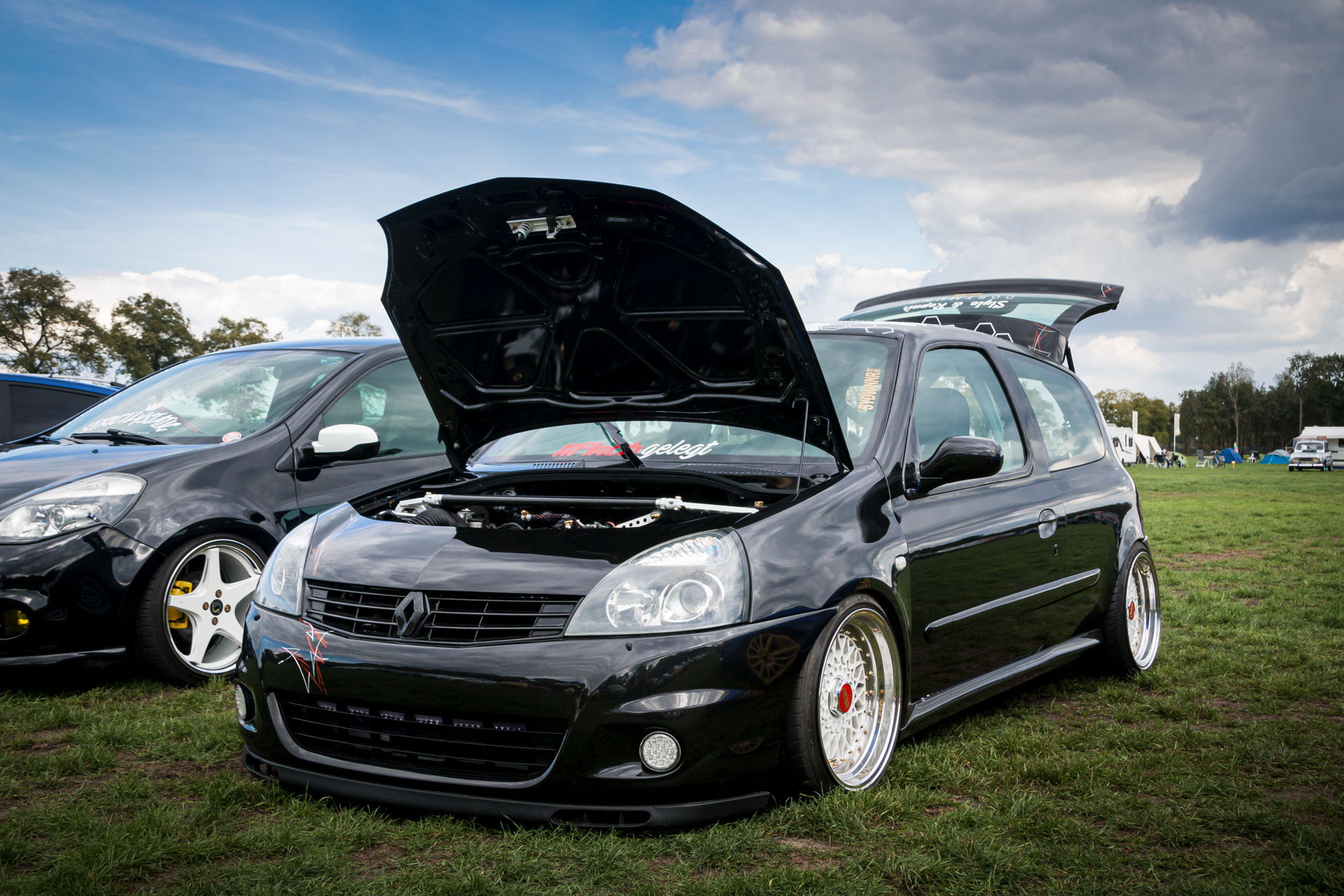 Renault Clio 2 - 4e Fête Renaultoloog