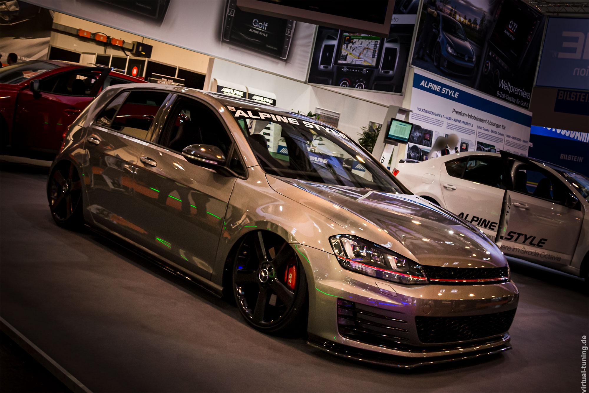 Volkswagen Golf 7 GTI (Alpine) - Essen Motor Show 2016