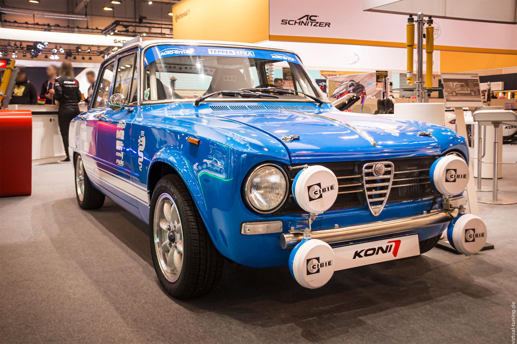 Alfa Romeo Giulia - Essen Motor Show 2018