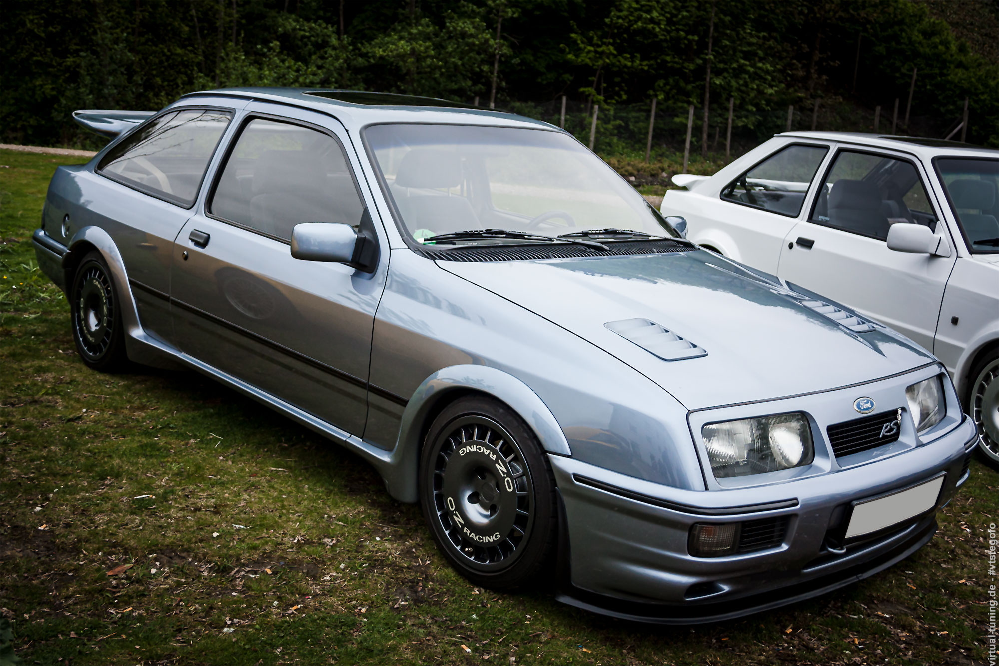 Ford Sierra RS Cosworth - Youngtimer Vestival 2012