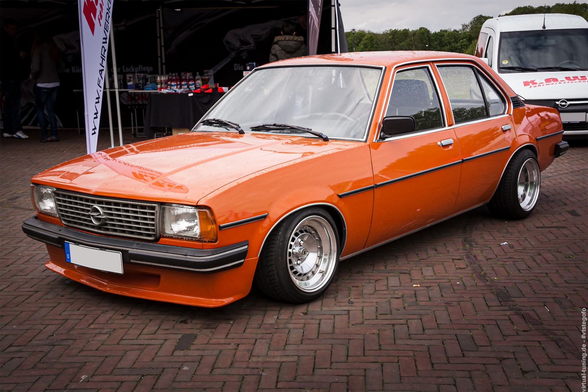 Opel Ascona B - Youngtimer Show 2014