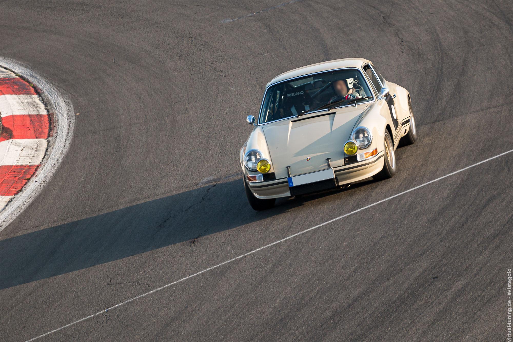 Porsche 911 - Nürburgring Grand-Prix Strecke (31.03.2019)