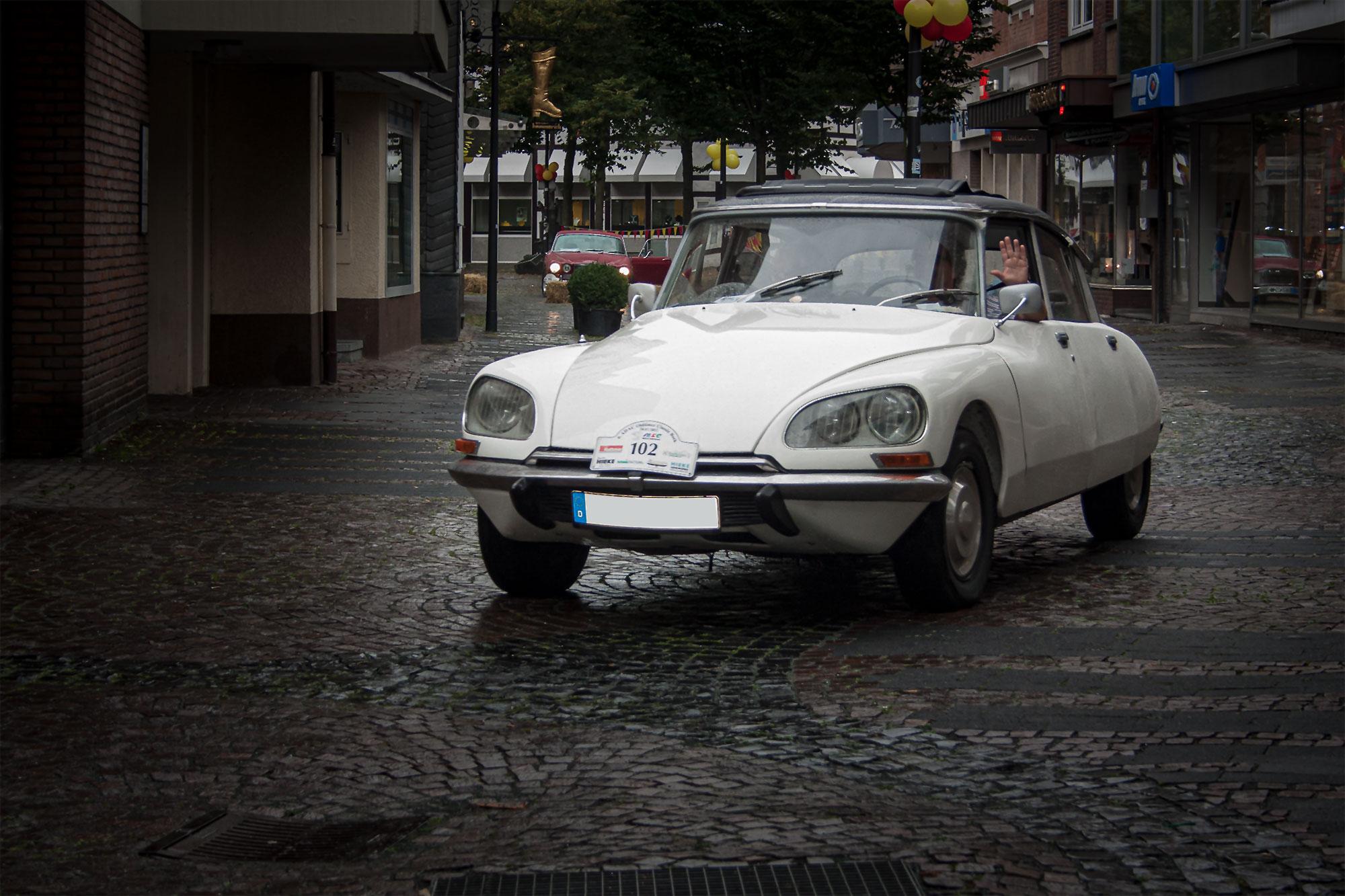 Citroën DS - ADAC Classic Bork 2012