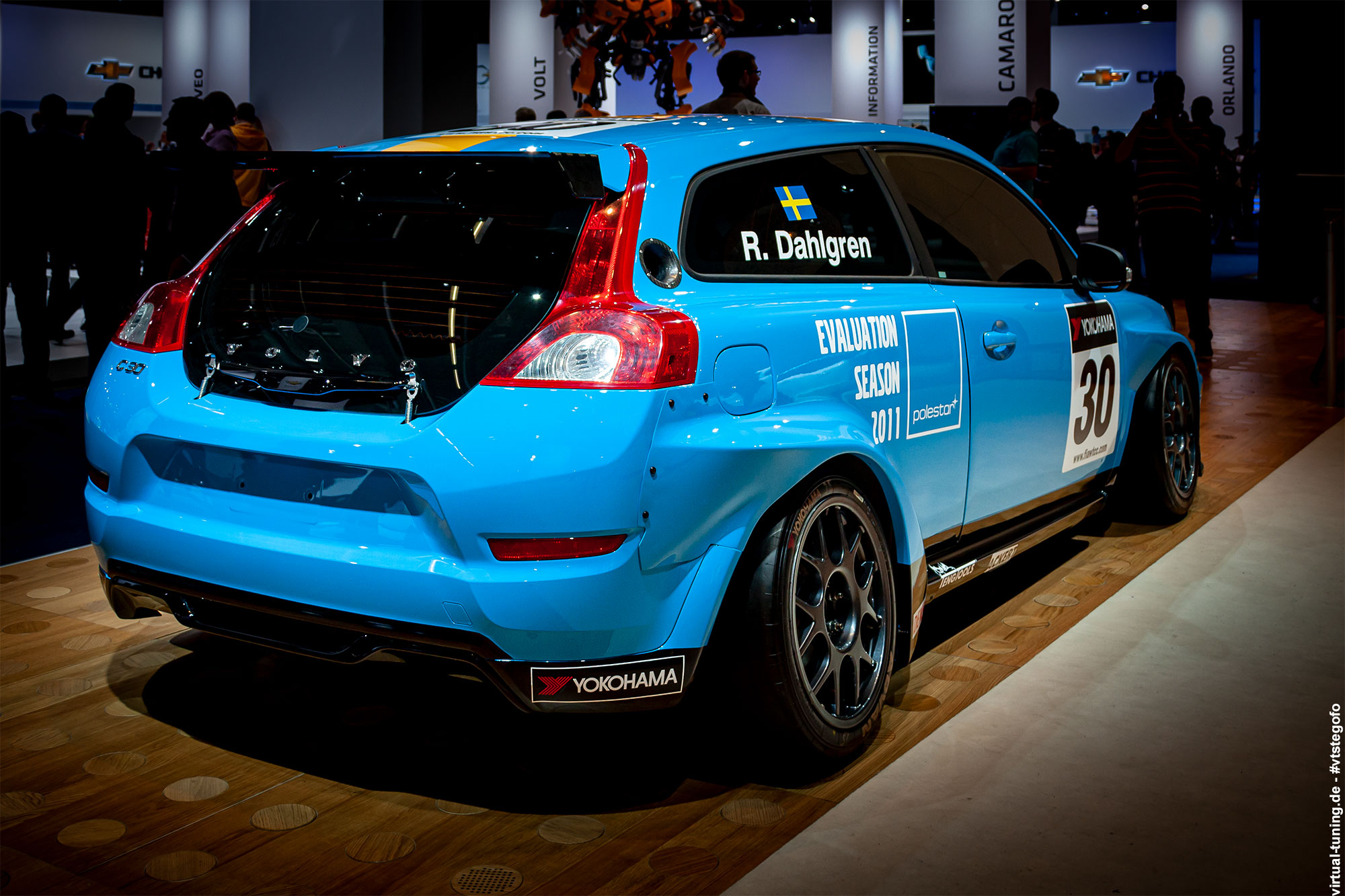 "Volvo C30 ""Polestar Racing"""