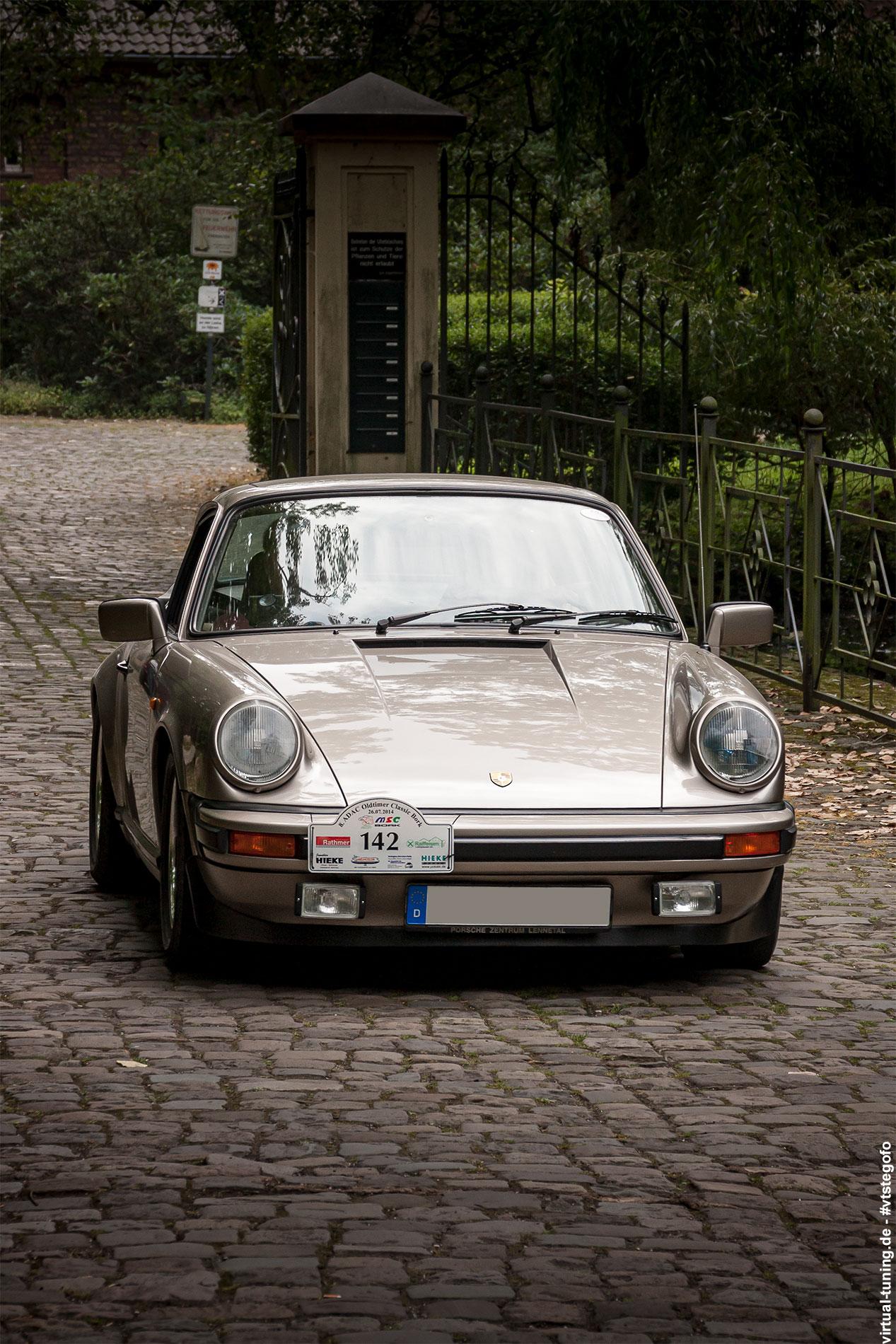Porsche 911 - ADAC Classic Bork (7.2014)