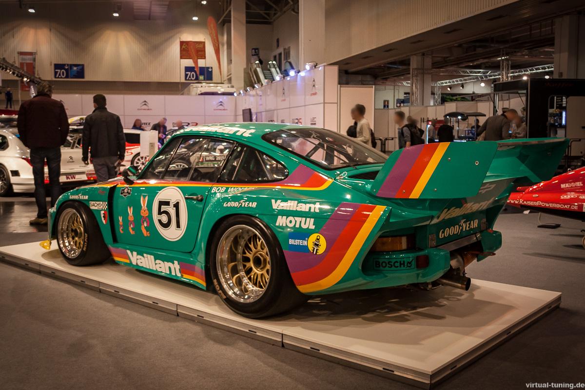 Kremer Porsche 935 K2 auf der Essen Motorshow 2015