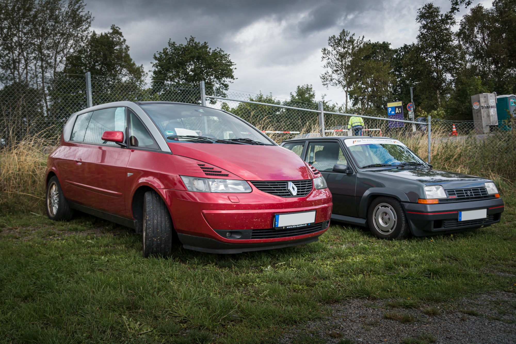 D'ARC Sommerfest 2019 am Nürburgring