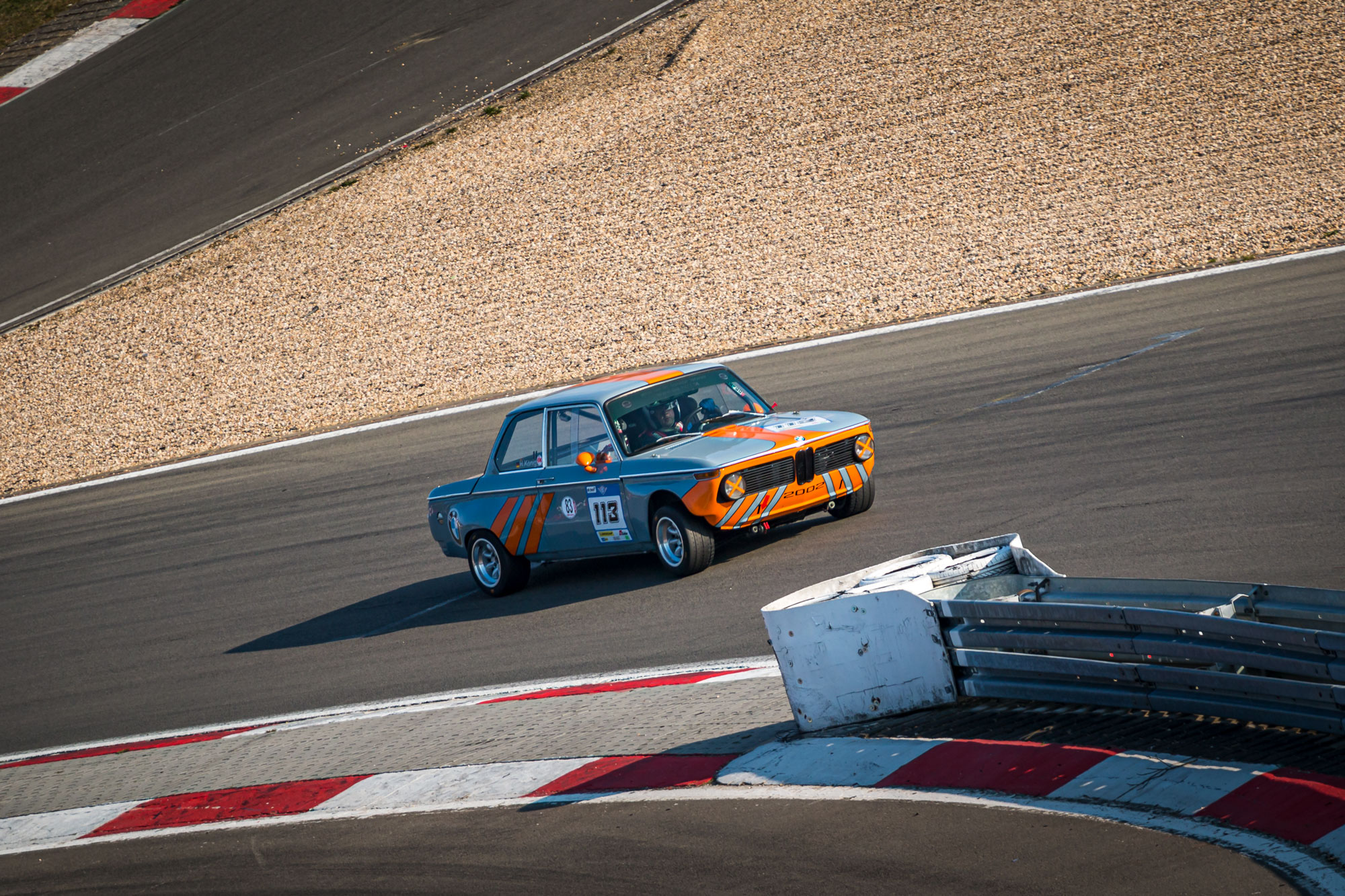 BMW 2002 - Nürburgring Grand-Prix Strecke (31.03.2019)