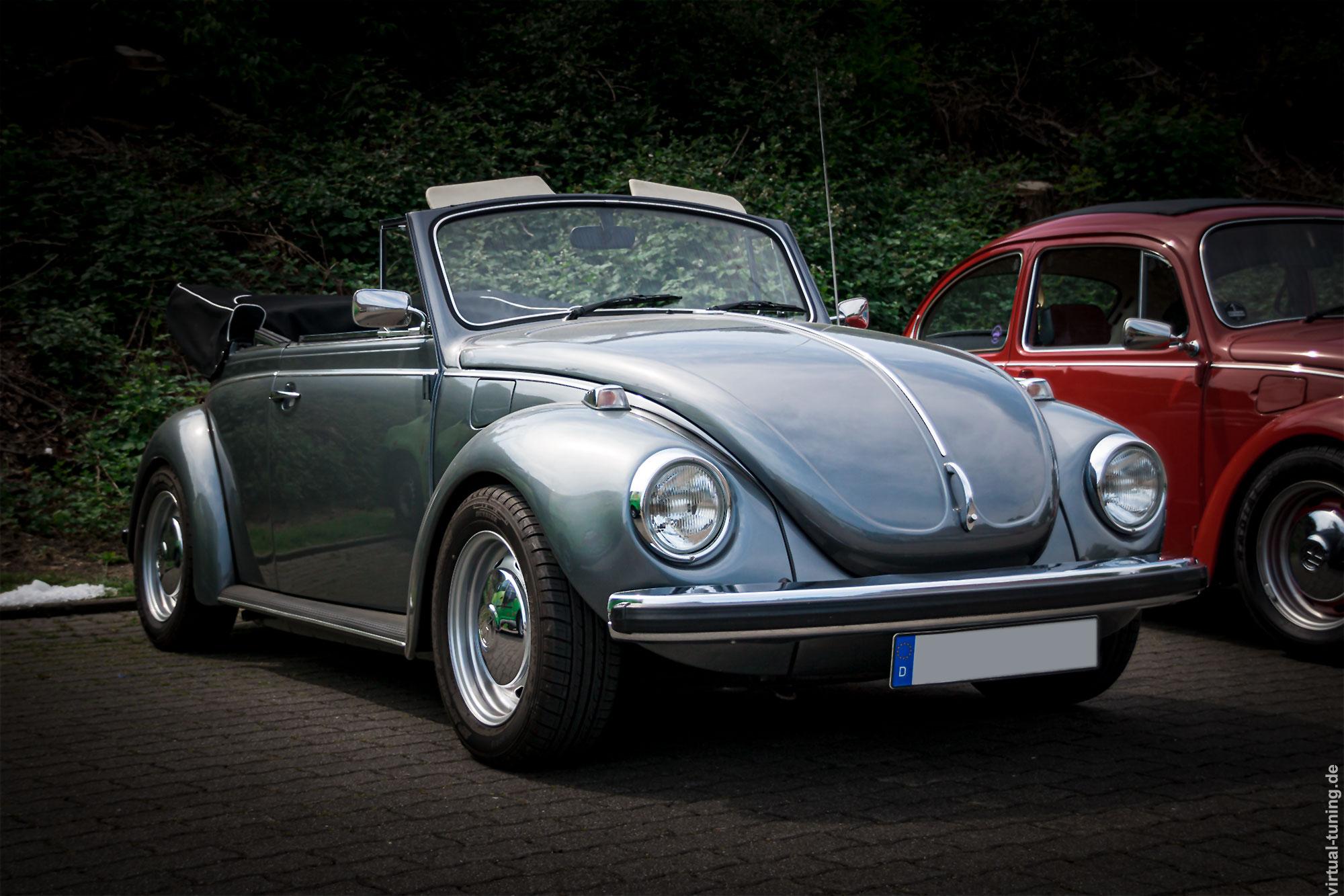 Volkswagen Käfer Cabriolet - 14. Käfertreffen in Lünen
