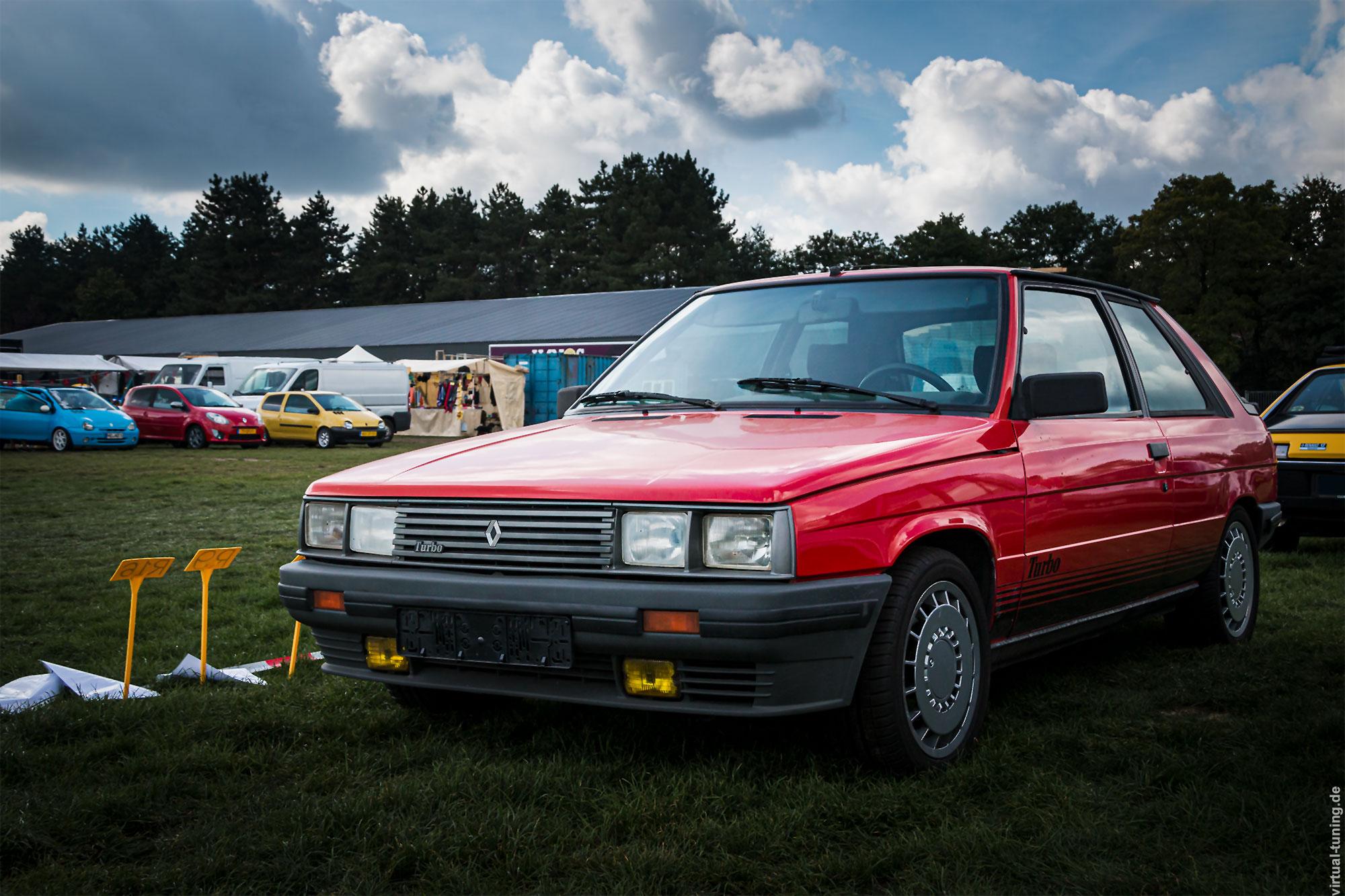 Renault 11 Turbo - 4e Fête Renaultoloog