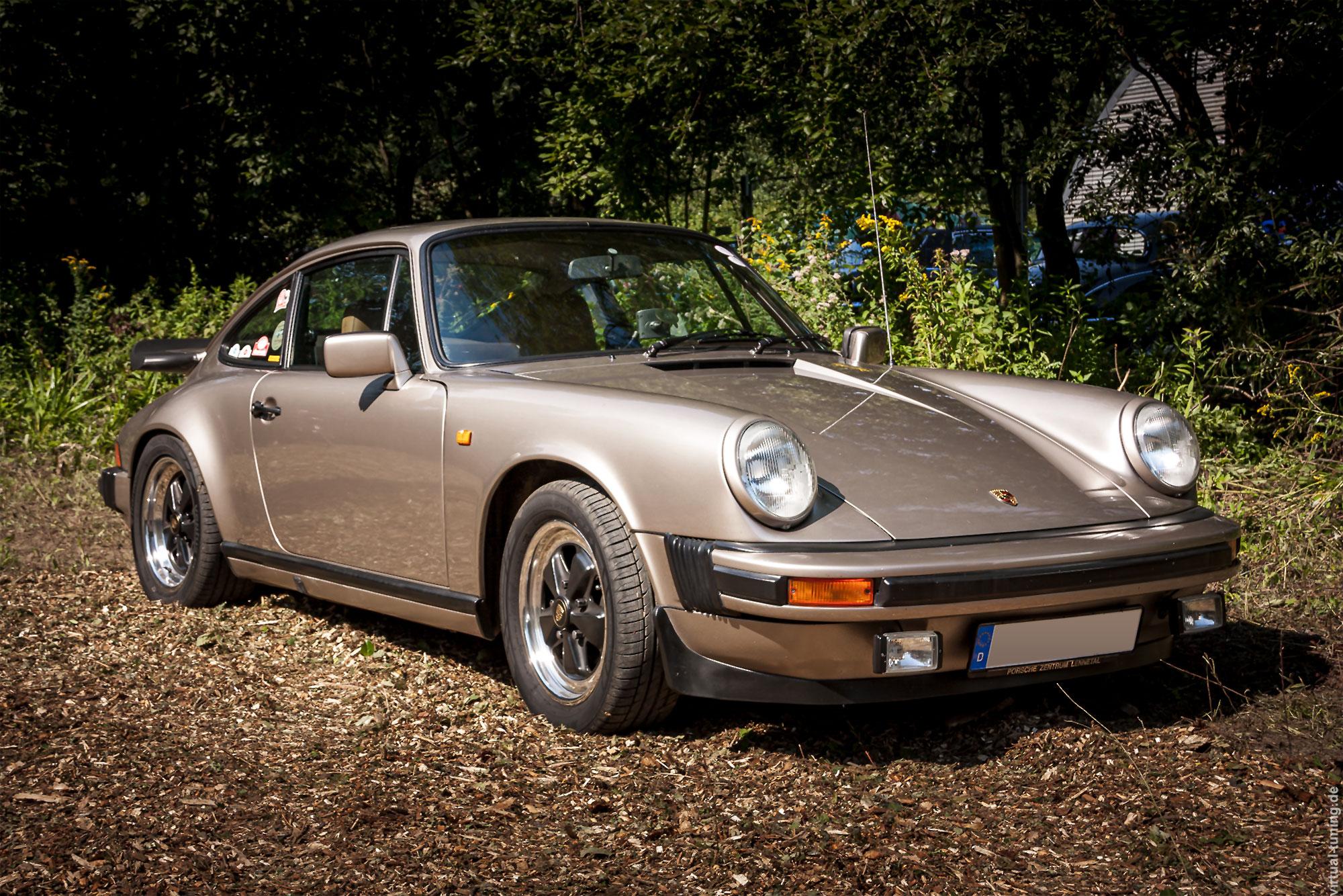 Porsche 911 - Oldtimer Treffen in Dortmund-Husen