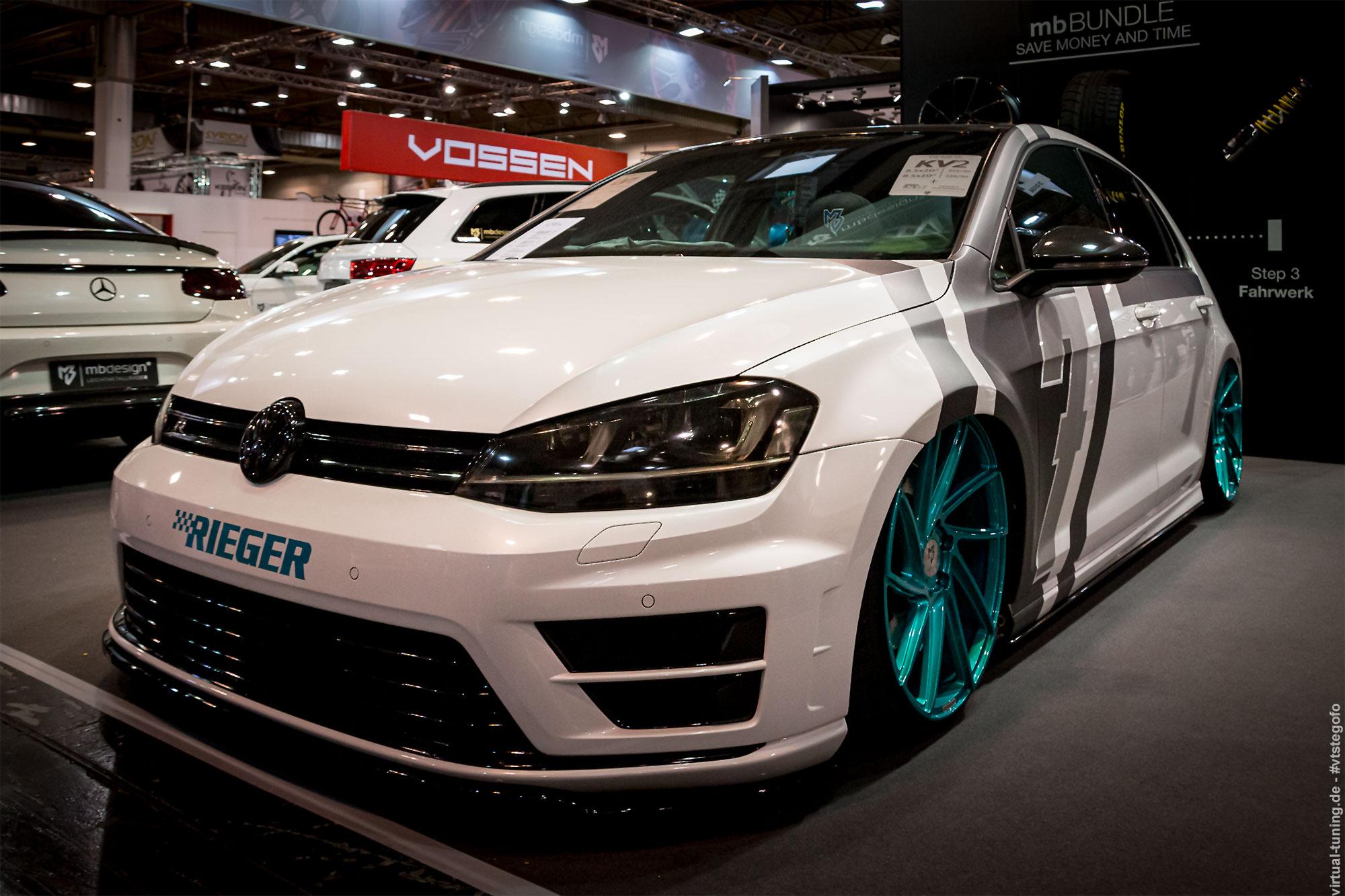 Volkswagen Golf 7 - Essen Motor Show 2016