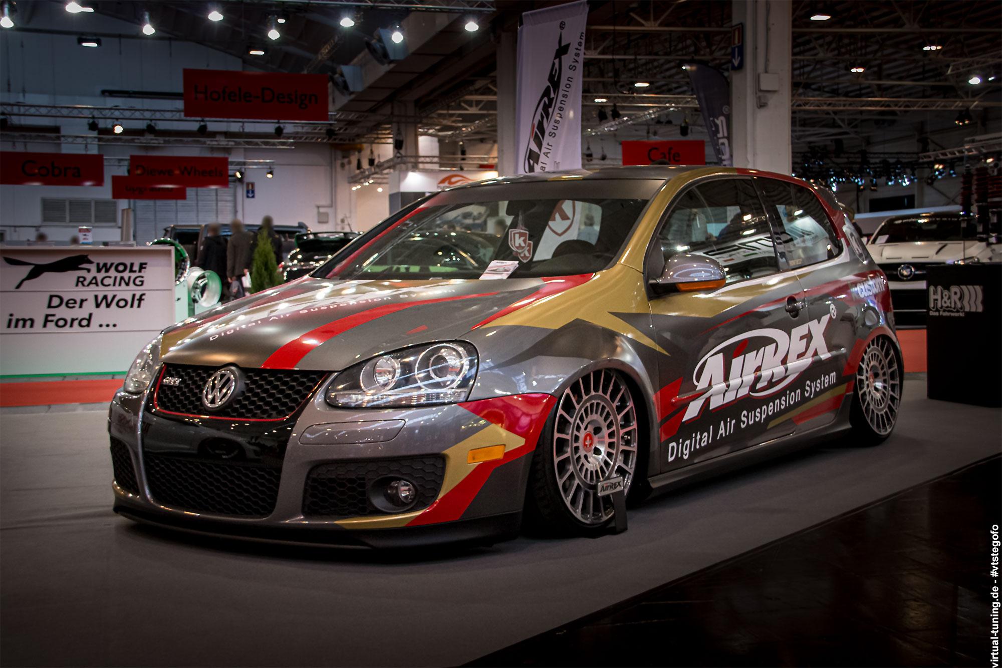 Volkswagen Golf 5 GTI - Essen Motor Show 2016