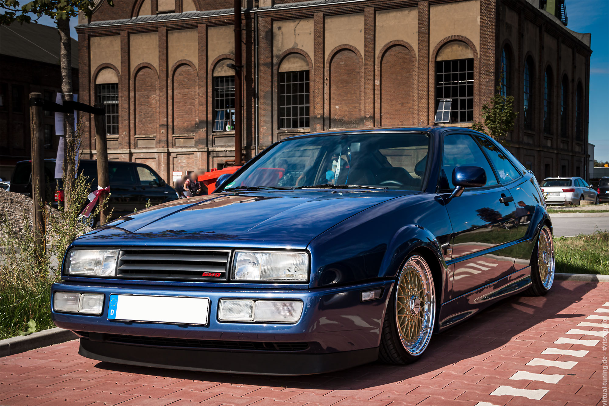 Volkswagen Corrado G60 - Glück Auf !!! Tuning trifft Kultur Vol. 2