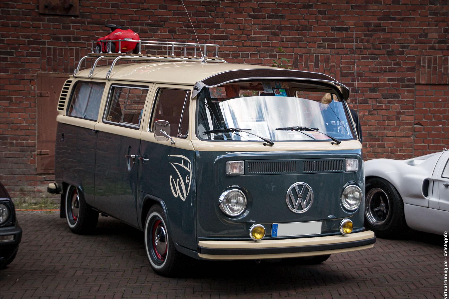 Volkswagen T2 - Youngtimer Show - 05.2019