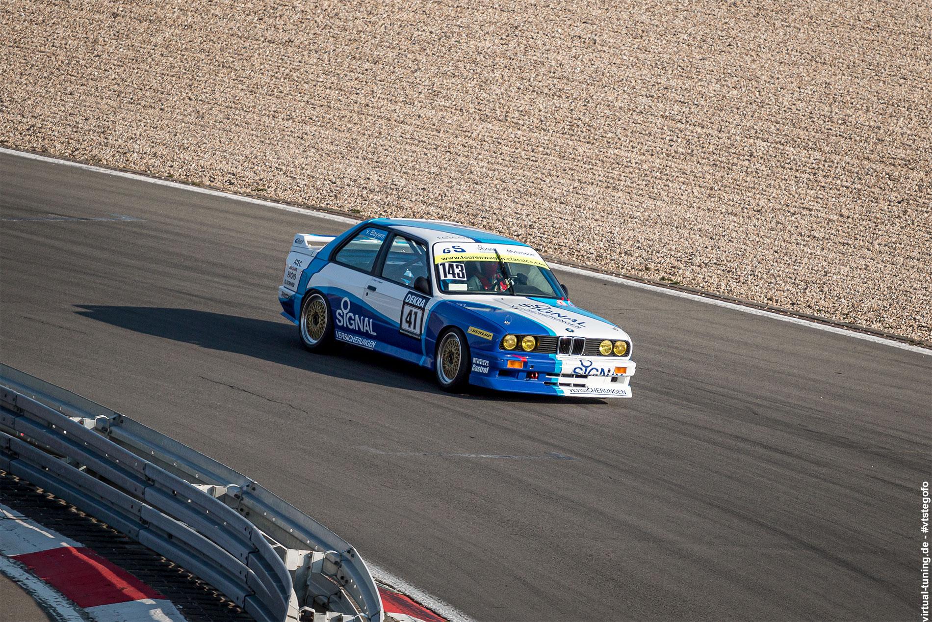 BMW E30 M3 - Nürburgring Grand-Prix Strecke (31.03.2019)