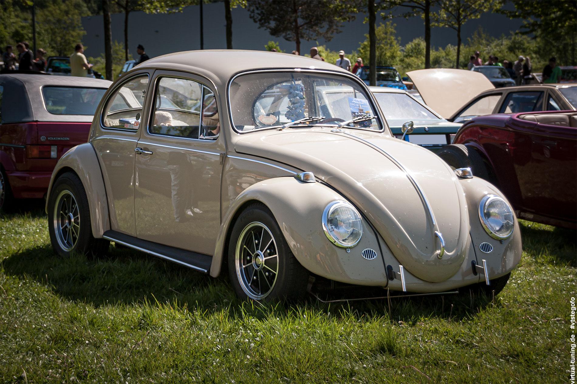 Volkswagen Käfer - Youngtimer Show (05.2015)