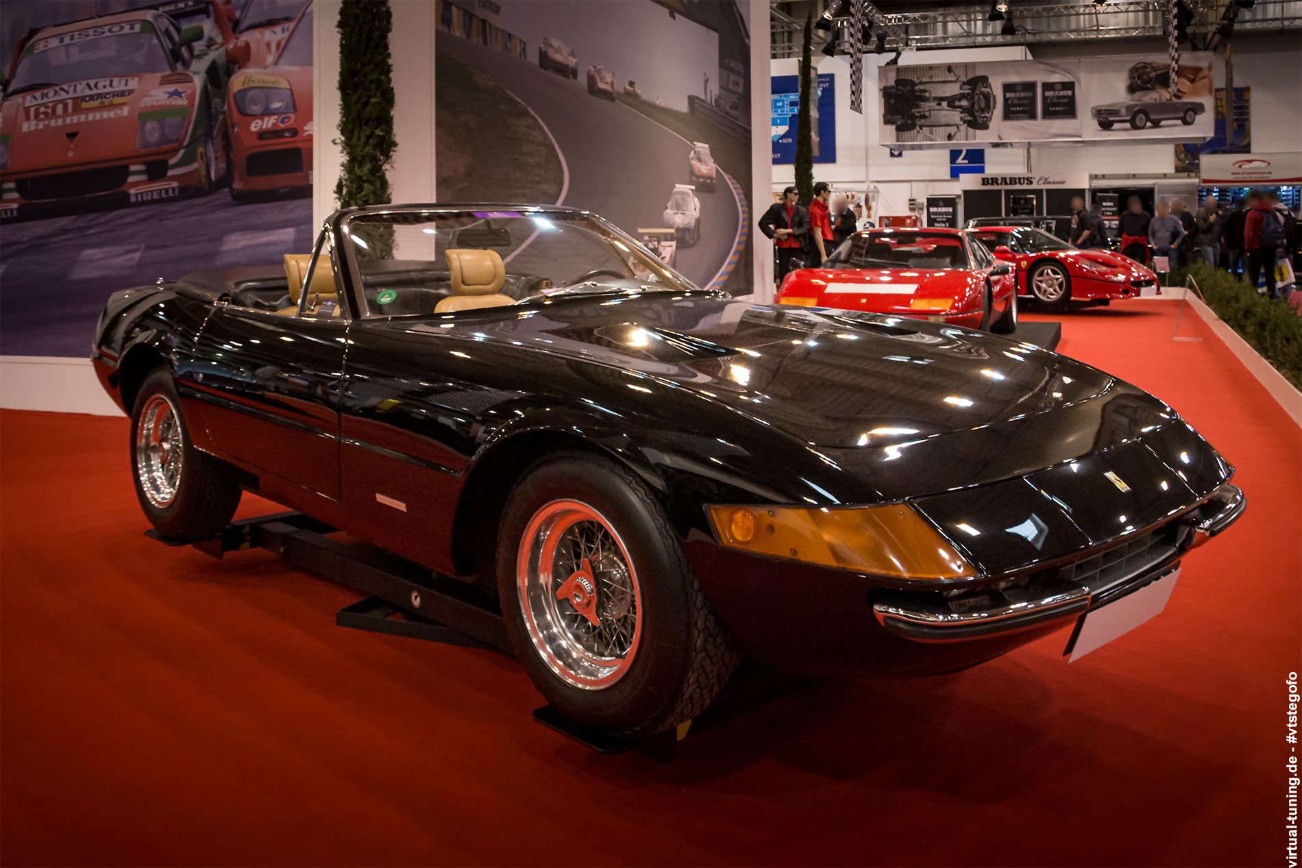 Ferrari 365 GTS/4 Daytona Spider - Essen Motor Show 2016