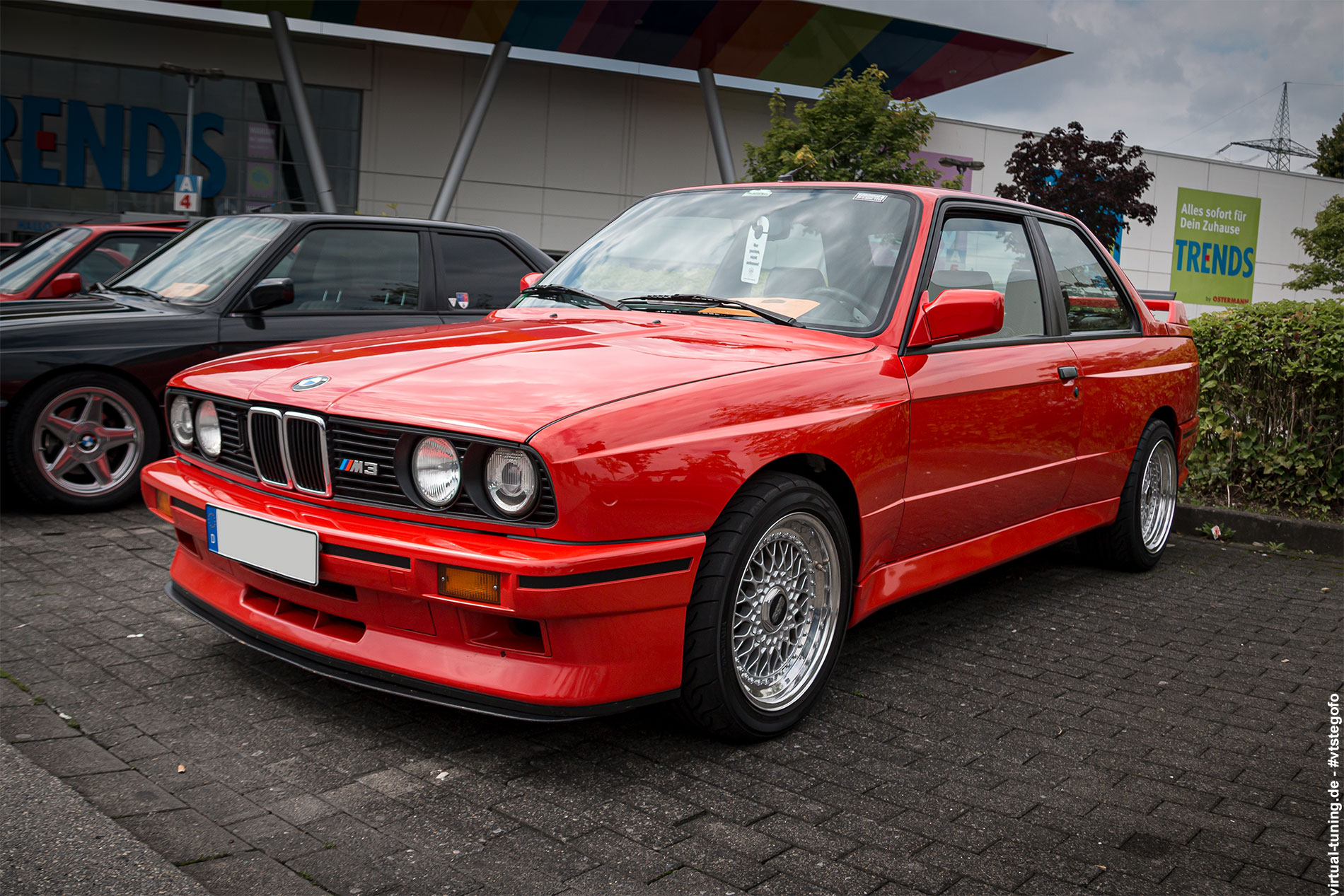 BMW E30 M3 - 2. ADAC Youngtimertreffen-Ruhr (08.2017)