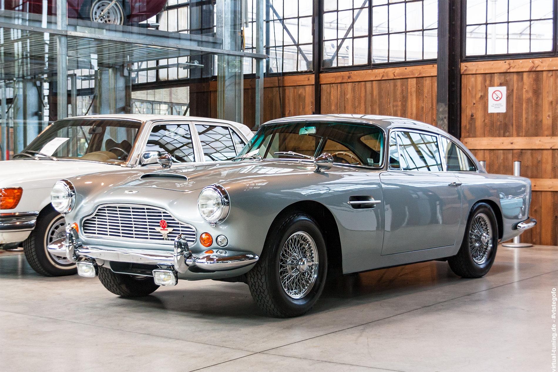 Aston Martin DB4 - Classic Remise Düsseldorf