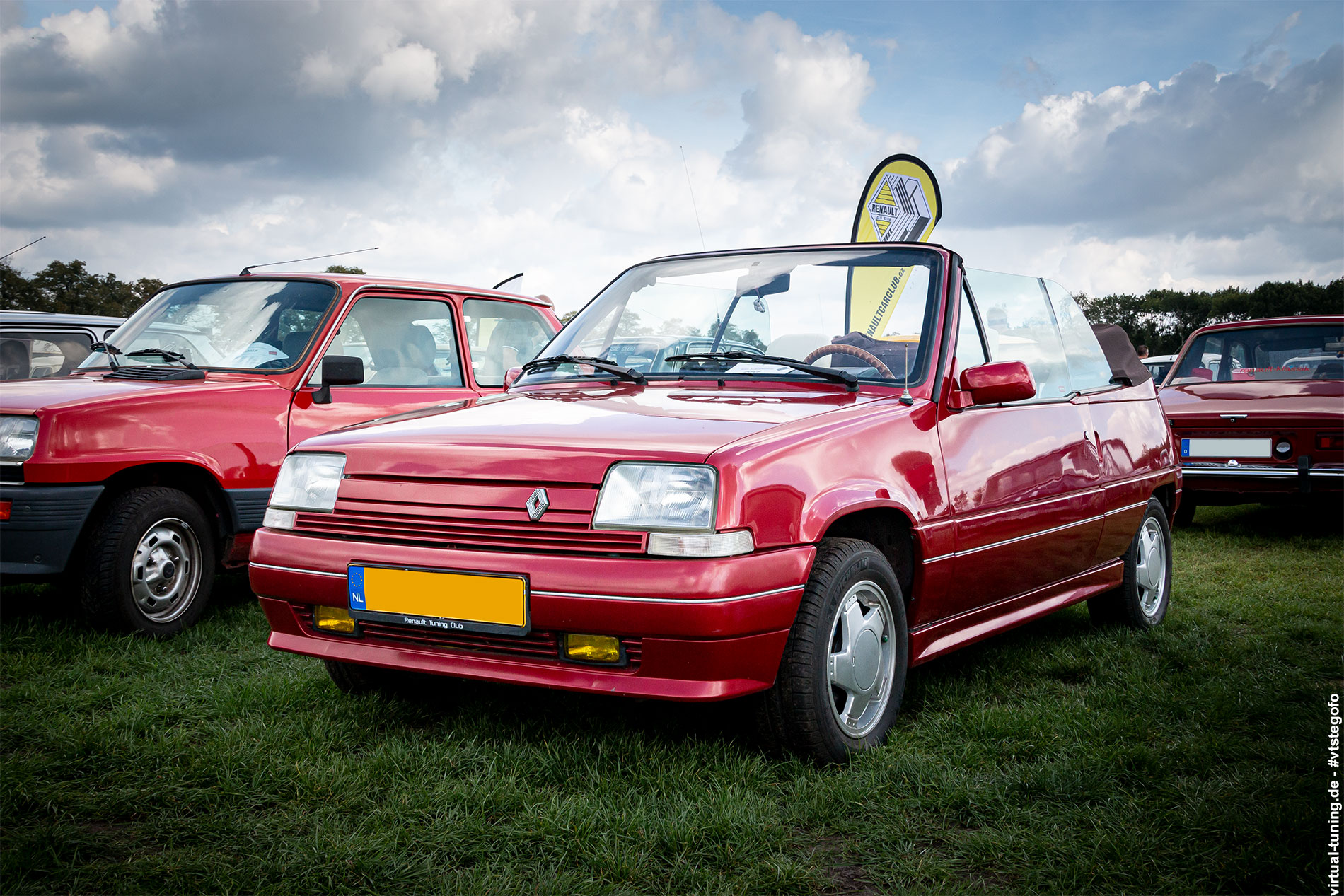 Renault 5 Cabrio - 4e Fête Renaultoloog (09.2018)