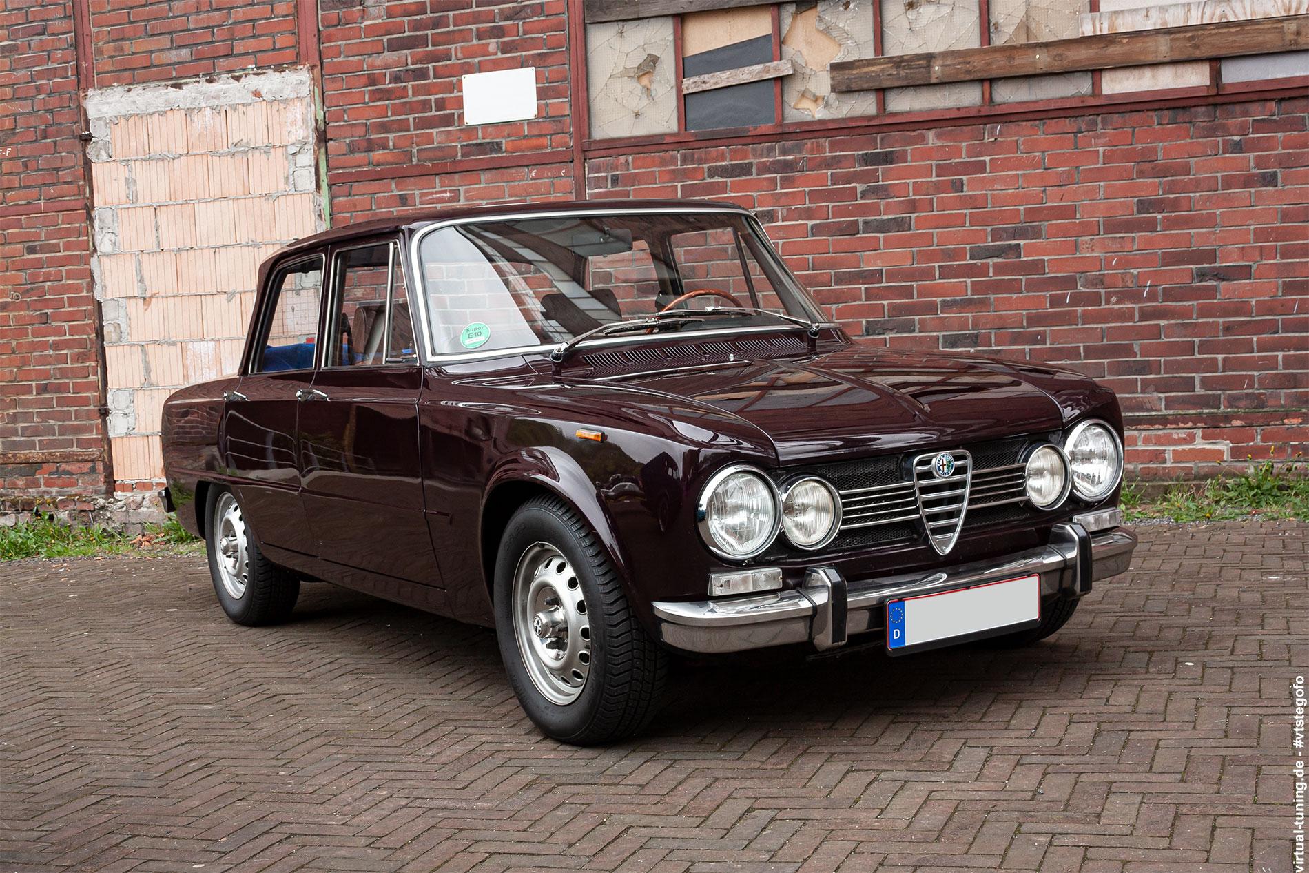 Alfa Romeo Giulia - Youngtimer Show in Herten (05.2012)