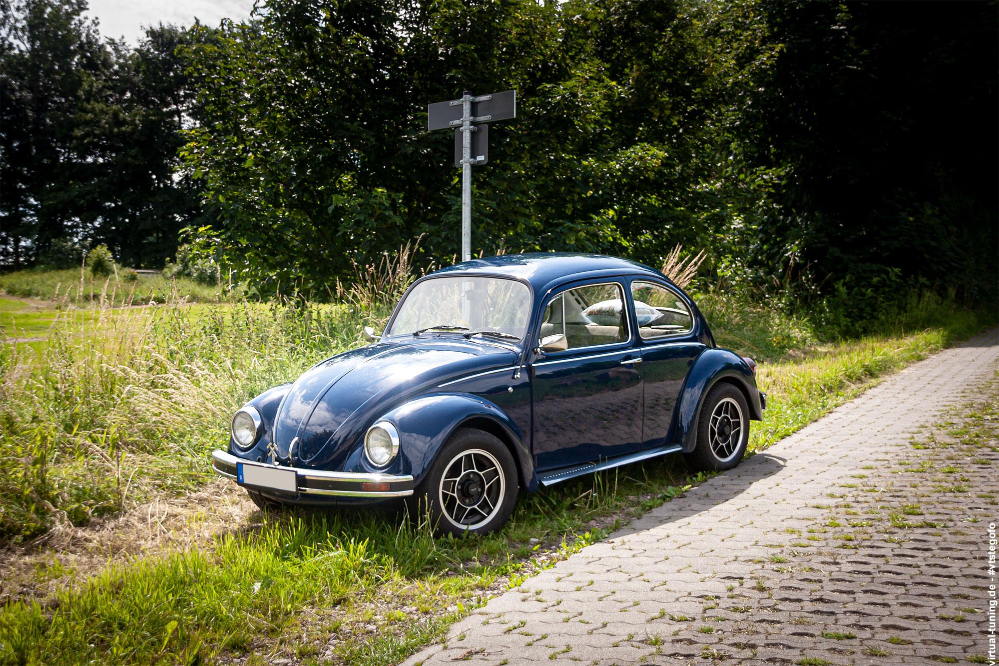 Volkswagen Käfer - 4. Sadisdorfer ü30 Treffen (07.2021)