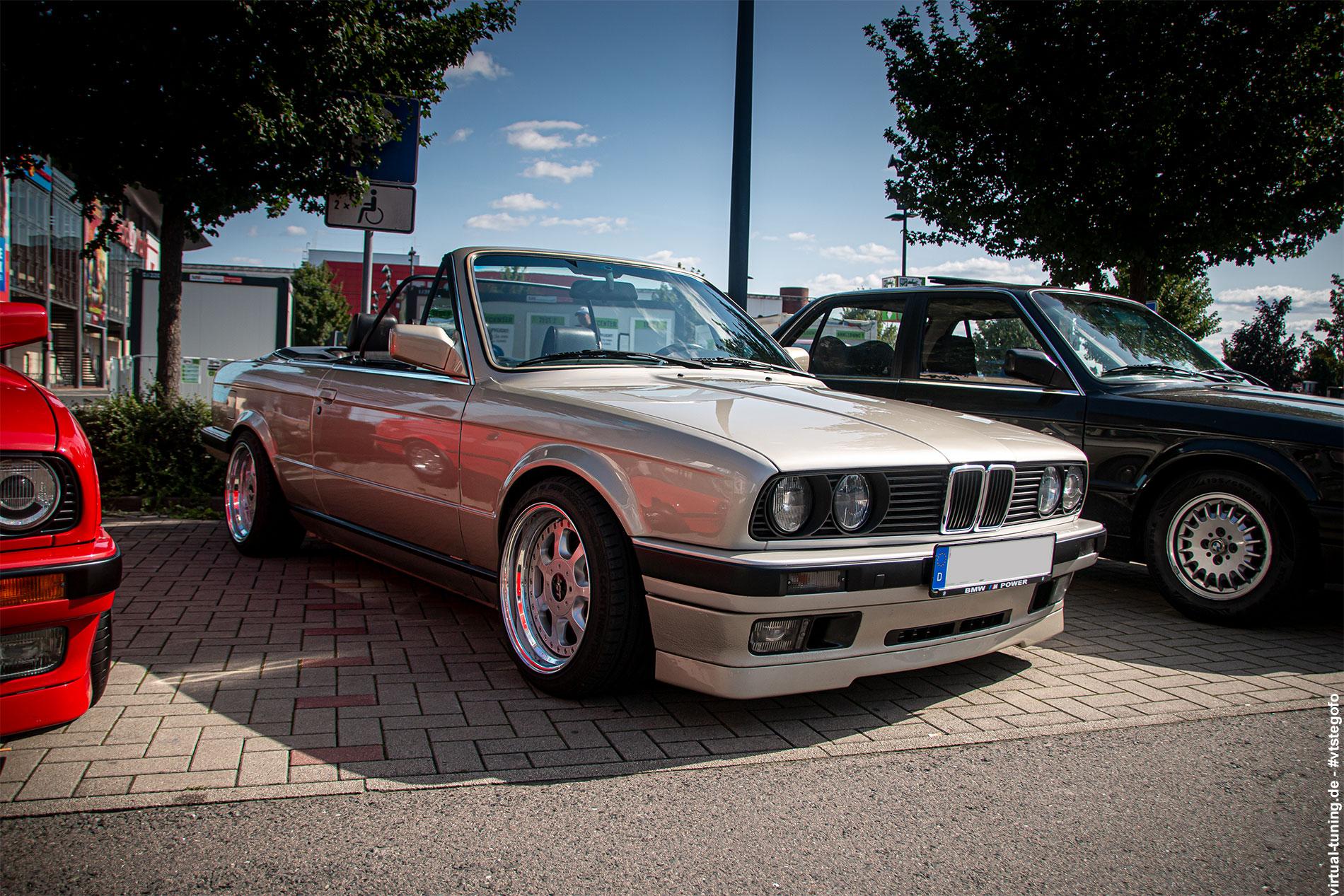 BMW E30 325 Cabrio - Altautotreff Dresden (07.2021)