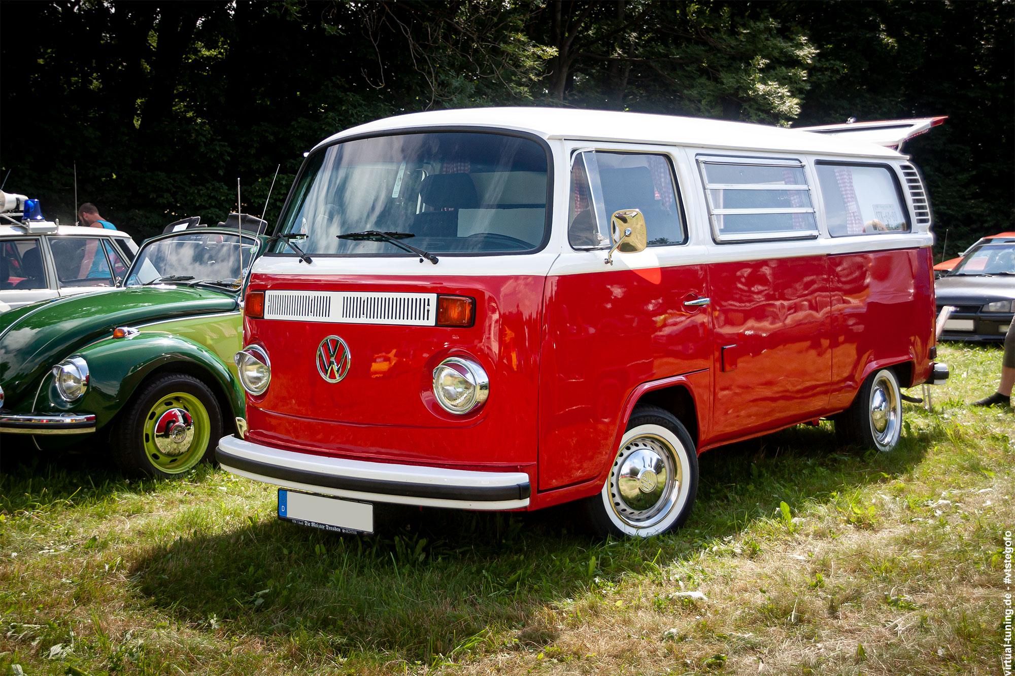 Volkswagen T2b - 4. Sadisdorfer ü30 Treffen (07.2021)