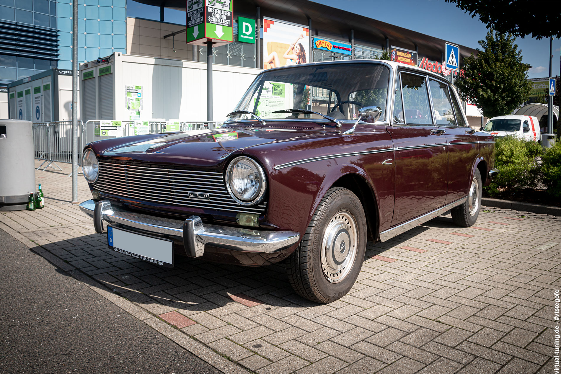 Simca 1500 - Altautotreff Dresden (07.2021)