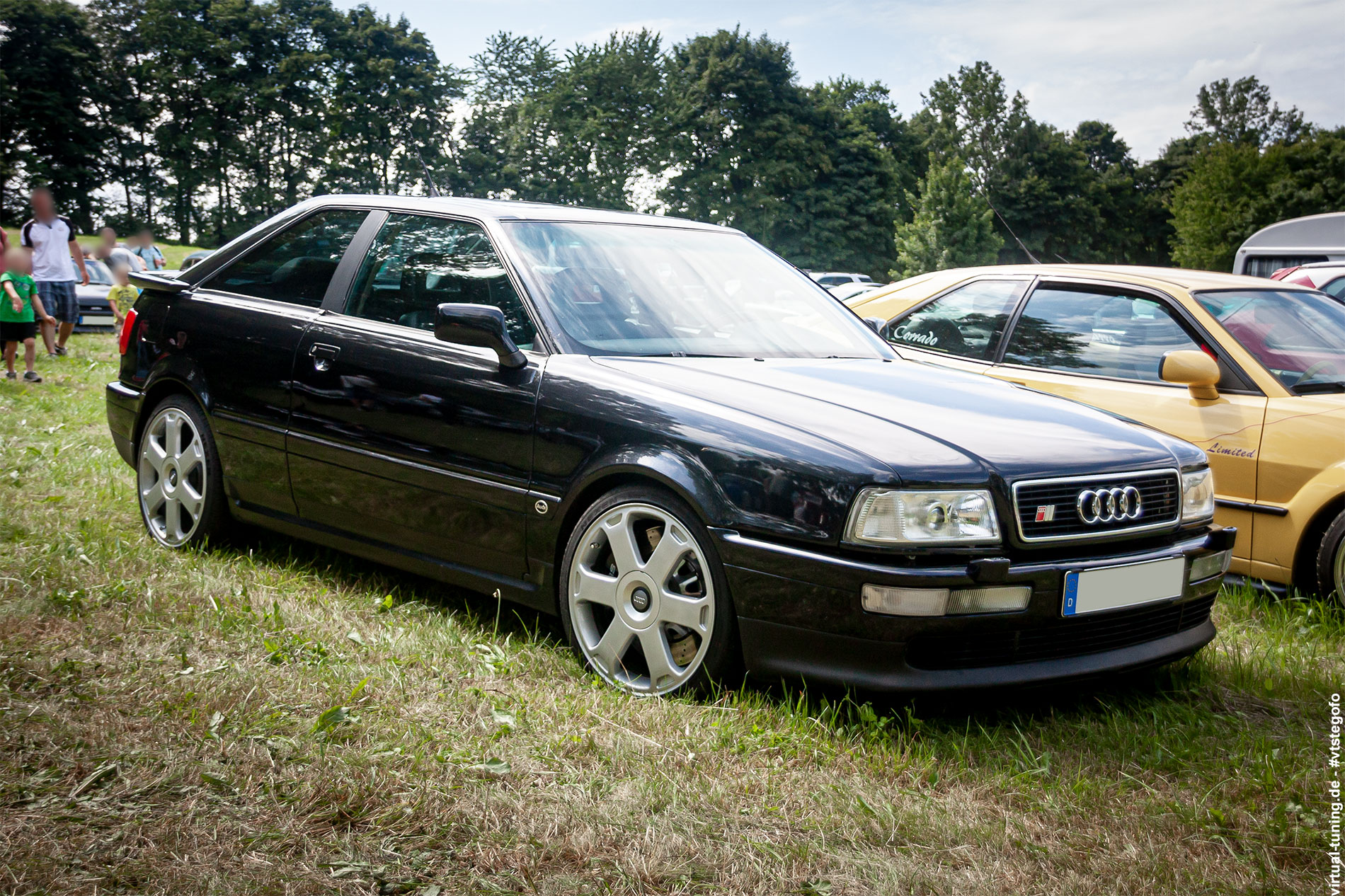 Audi S2 Coupe - 4. Sadisdorfer ü30 Treffen (07.2021)